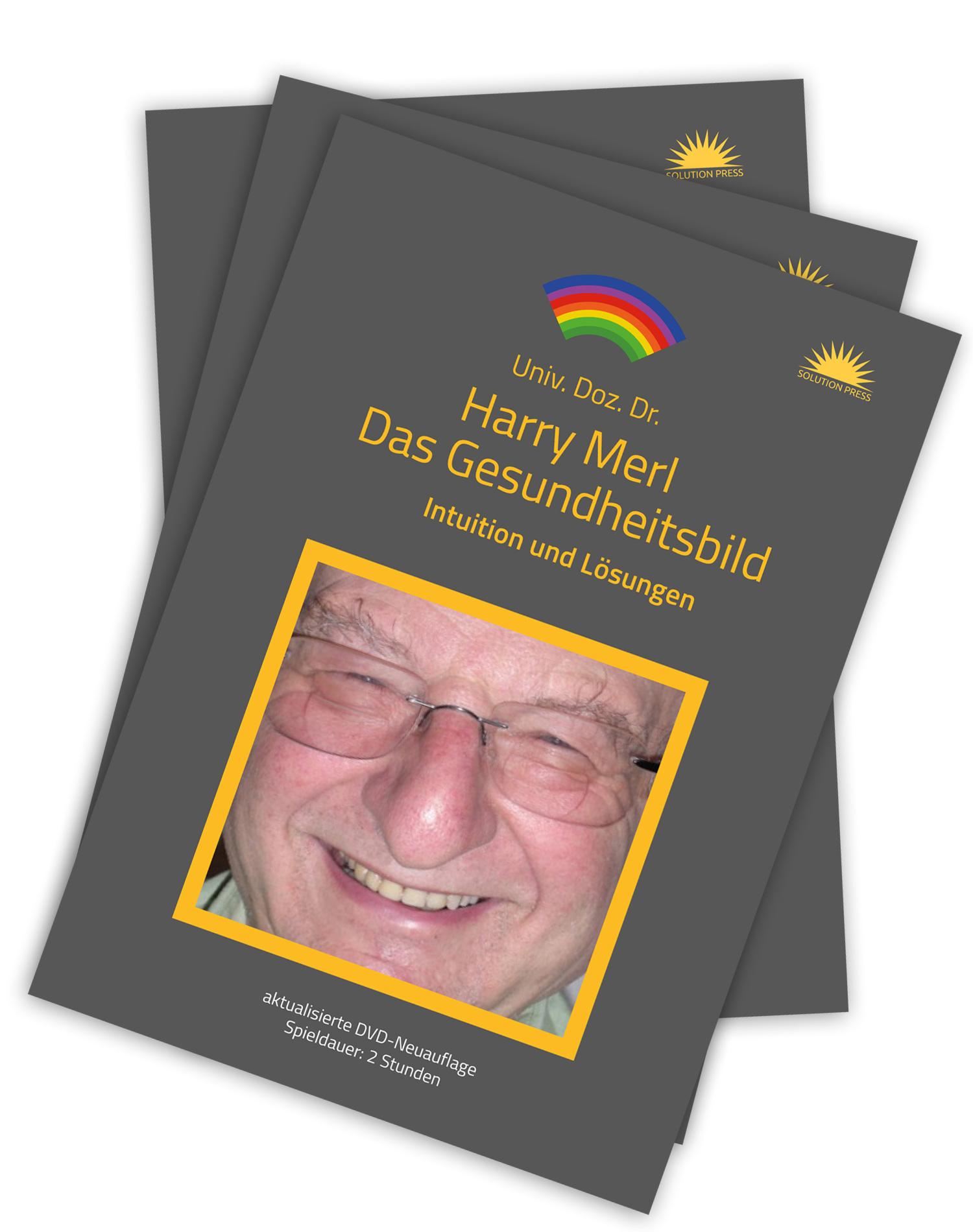 DVD Cover für Verlag Solutionpress