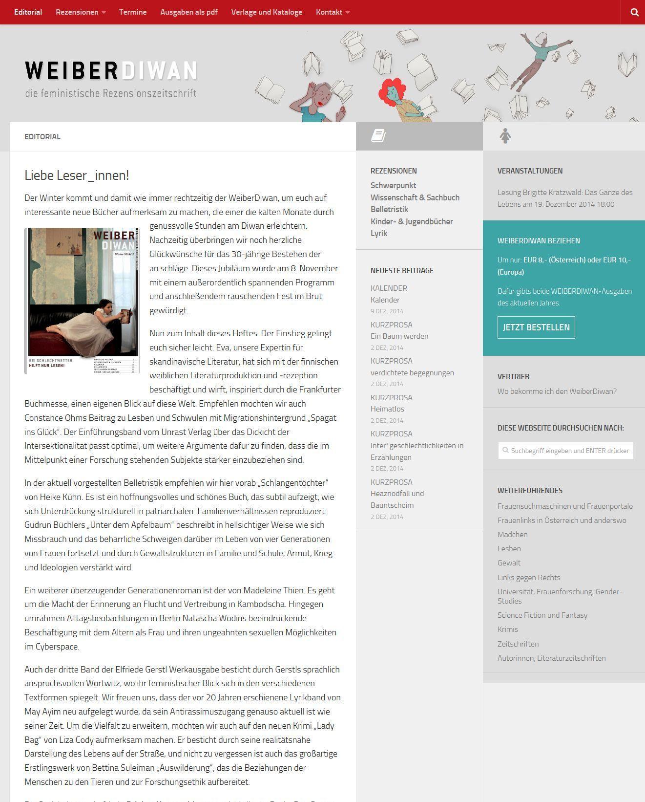 Homepage preiswert