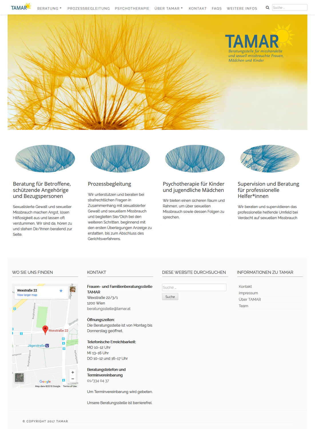 Barrierefreie Website, WordPress